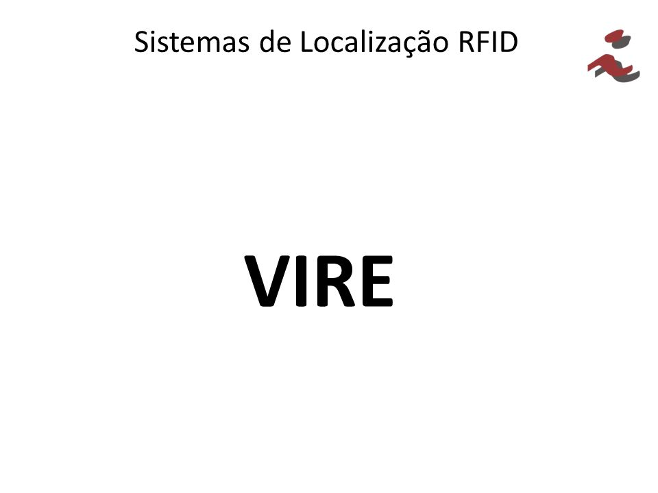 Sistemas de Localização RFID VIRE