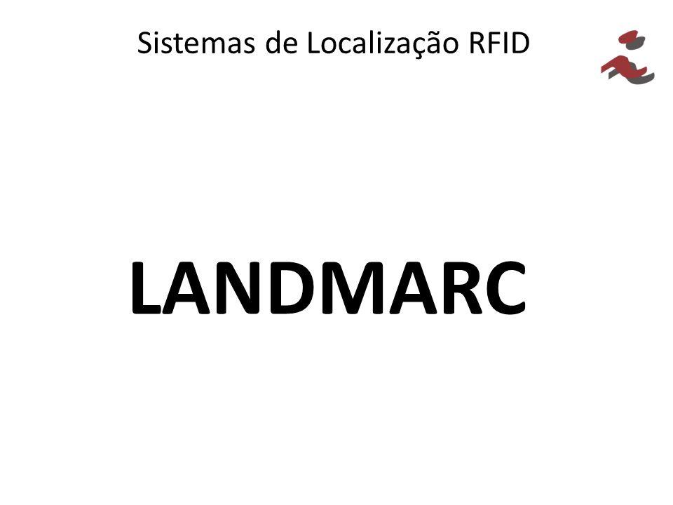 Sistemas de Localização RFID LANDMARC