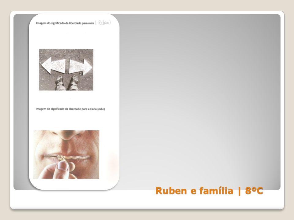 Ruben e família | 8ºC