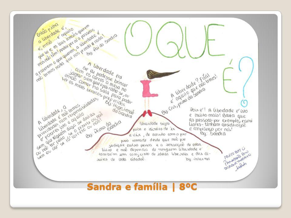 Sandra e família | 8ºC