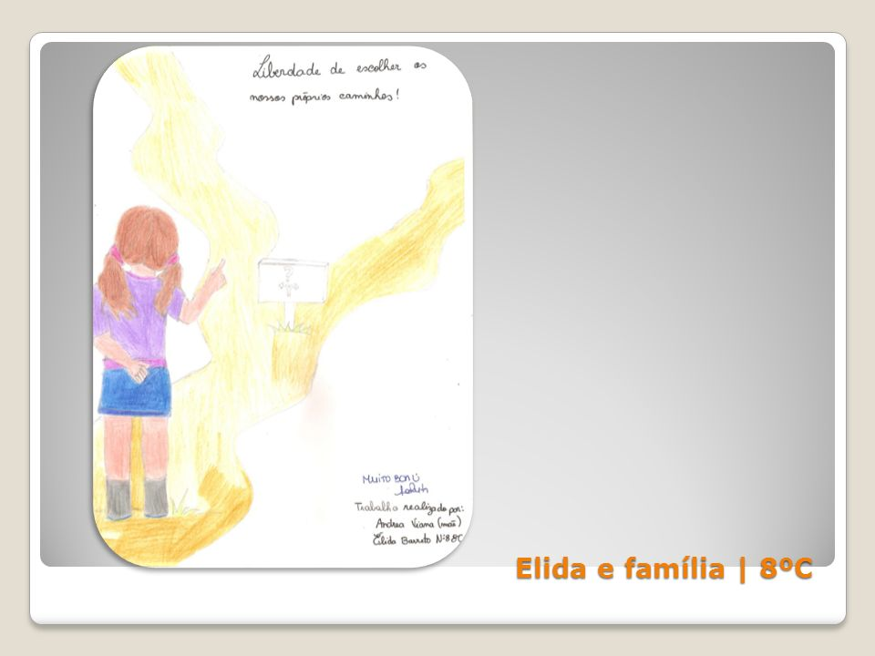 Elida e família | 8ºC