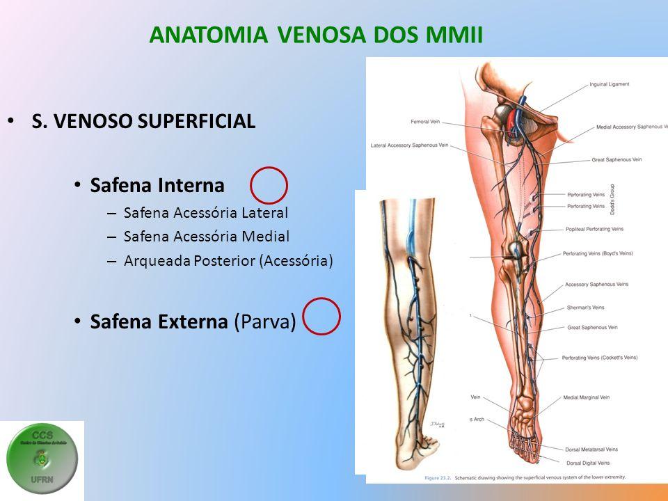 TROMBOFLEBITE SUPERFICIAL CONCEITO: (Trombo fleb ite) Trombose do sistema venoso SUPERFICIAL.