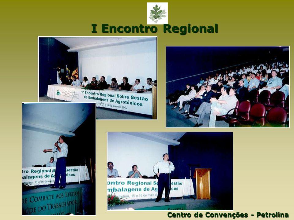 I Encontro Regional Centro de Convenções - Petrolina