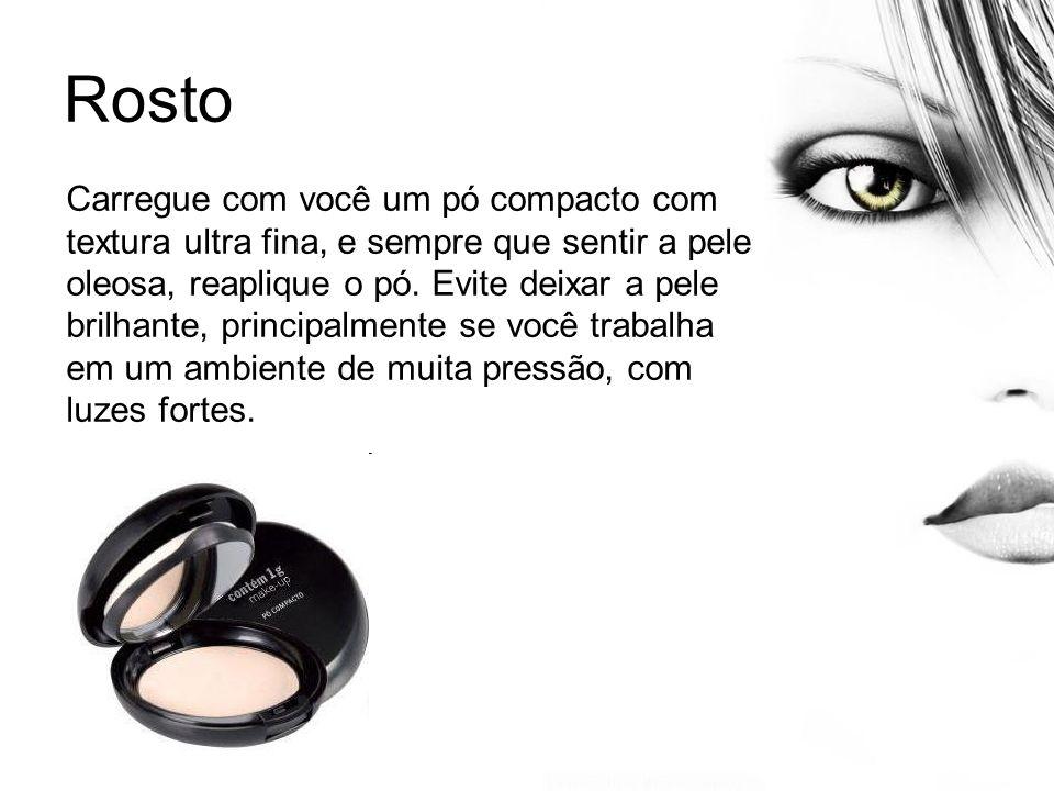 Andreia S. Pereira Instrutora de Imagem Pessoal - SENAC