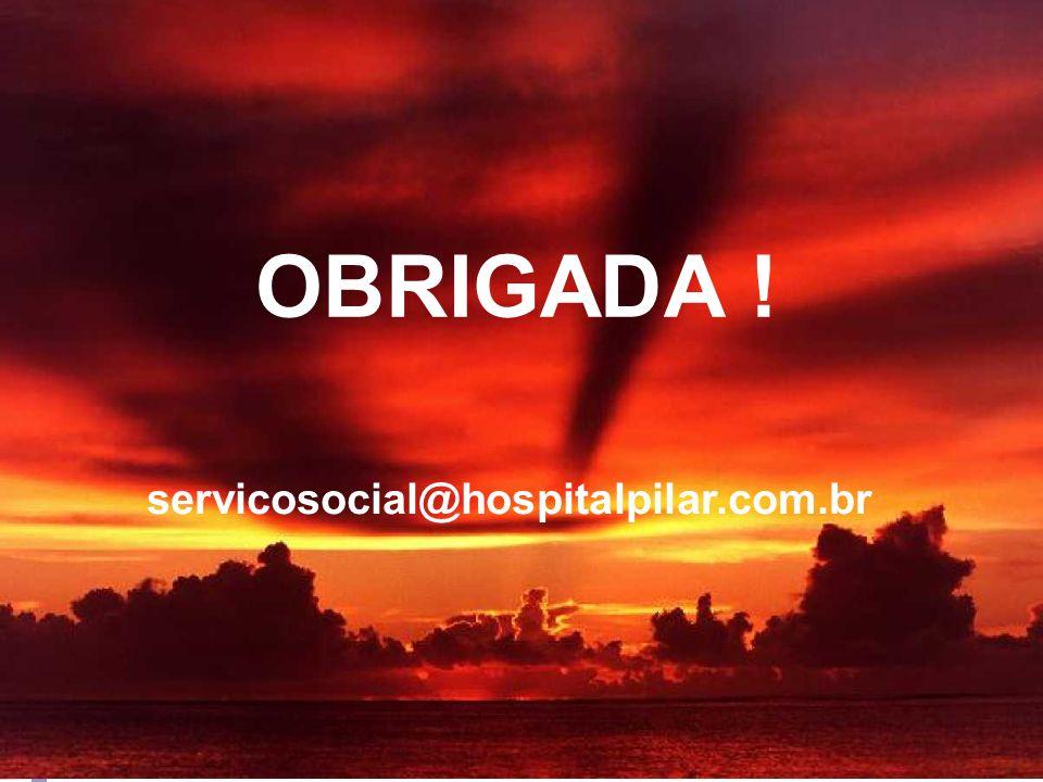 ASSISTENTE SOCIAL – GISELE CRUZZOLINI – HOSPITAL PILAR OBRIGADA .
