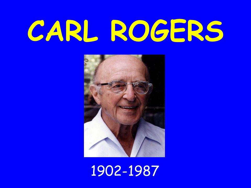 Introdução O presente trabalho traça uma panorâmica da evolução do pensamento de Carl Rogers, inserindo-a no contexto da sua biografia.