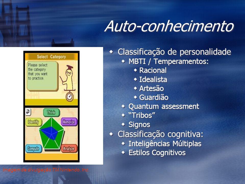 Auto-conhecimento Classificação de personalidade MBTI / Temperamentos: Racional Idealista Artesão Guardião Quantum assessment Tribos Signos Classifica