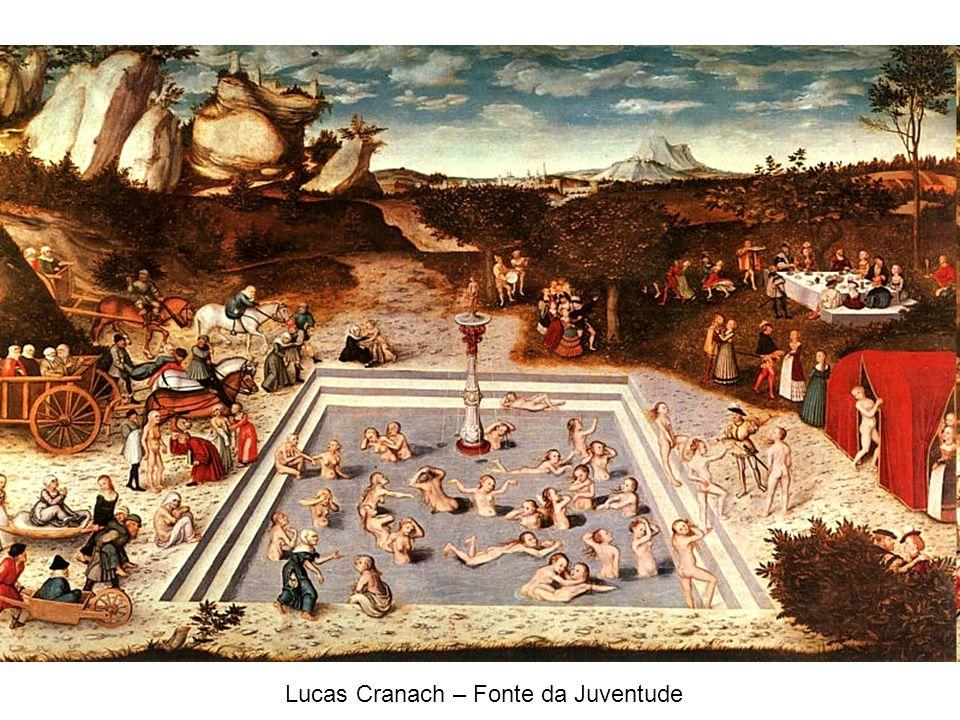 Lucas Cranach – Fonte da Juventude