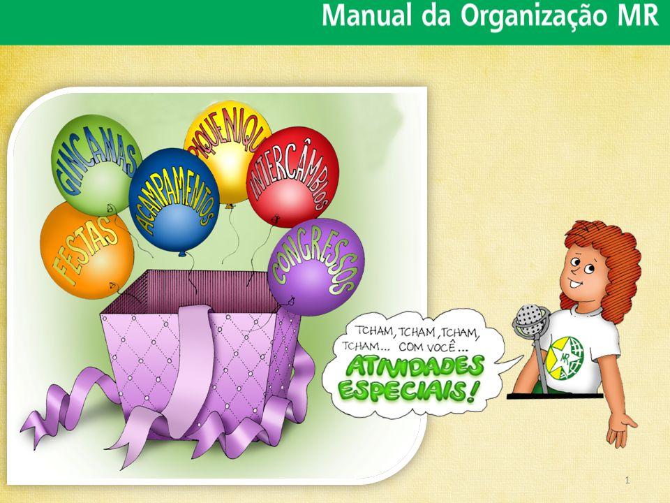 2 Mensageira do Rei em foco – Semana ou mês de atividades especiais a cargo das MR, destacando vários aspectos do trabalho da organização.