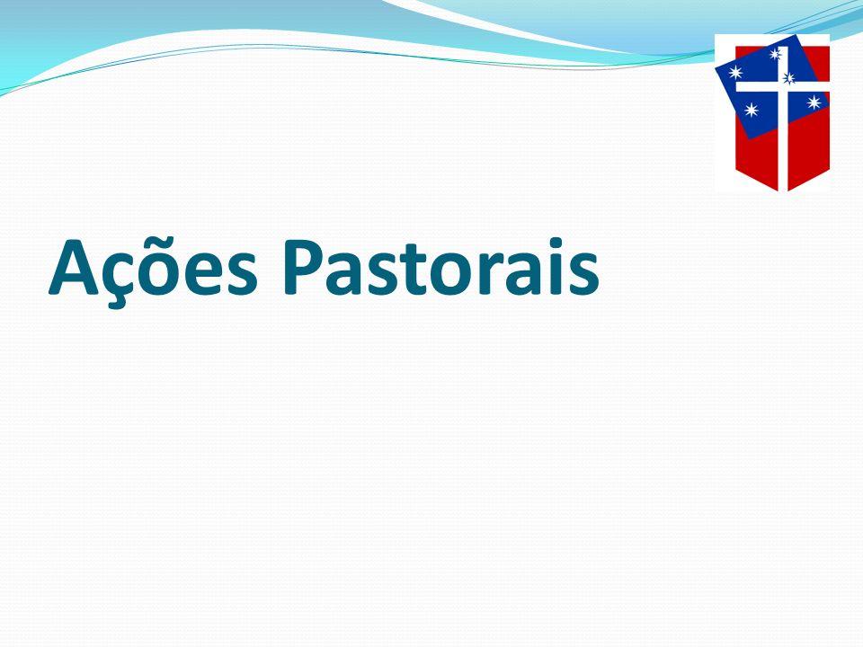 Ações Pastorais