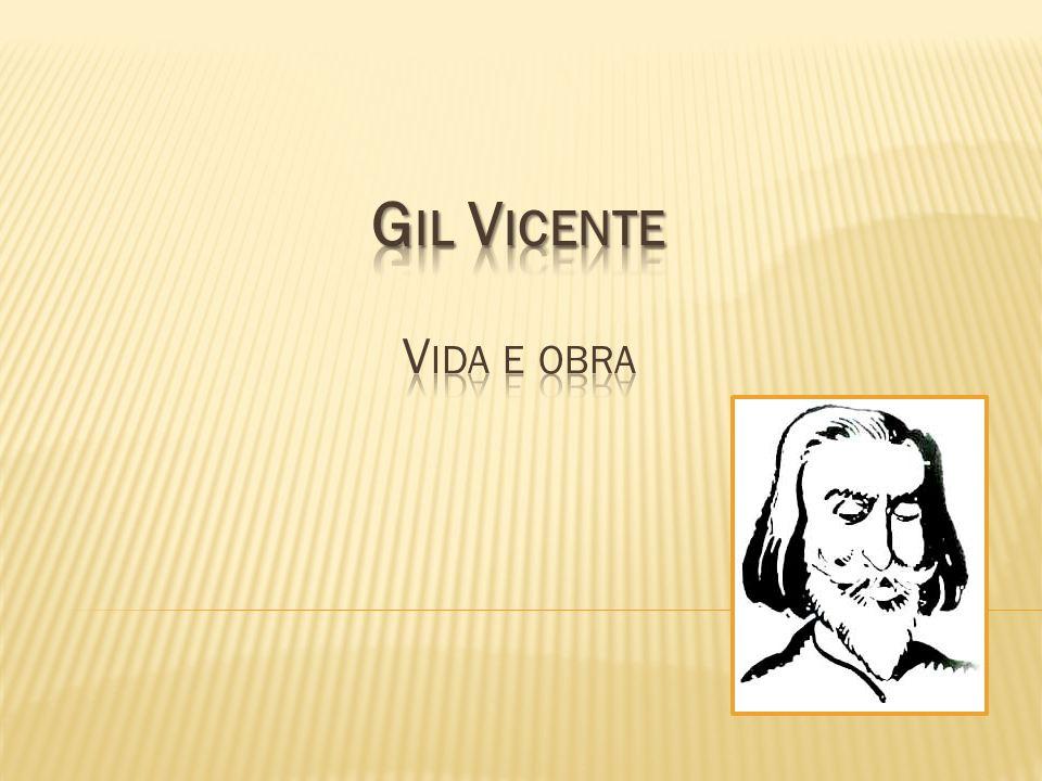 O seu filho, Luís Vicente, compilou e publicou toda a sua obra com o título Compilaçam de todalas obras de Gil Vicente, o qual se divide em cinco livros.