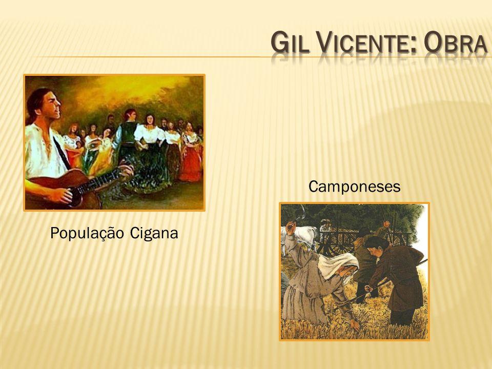 População Cigana Camponeses