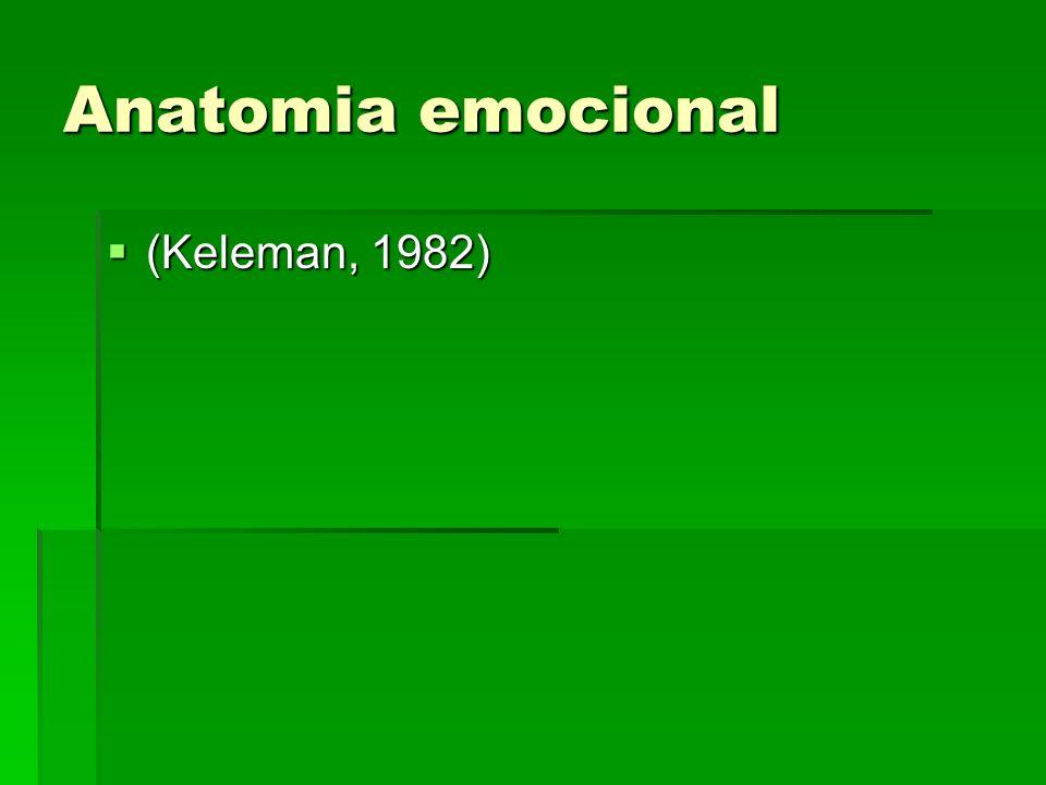 Anatomia emocional (Keleman, 1982) (Keleman, 1982)