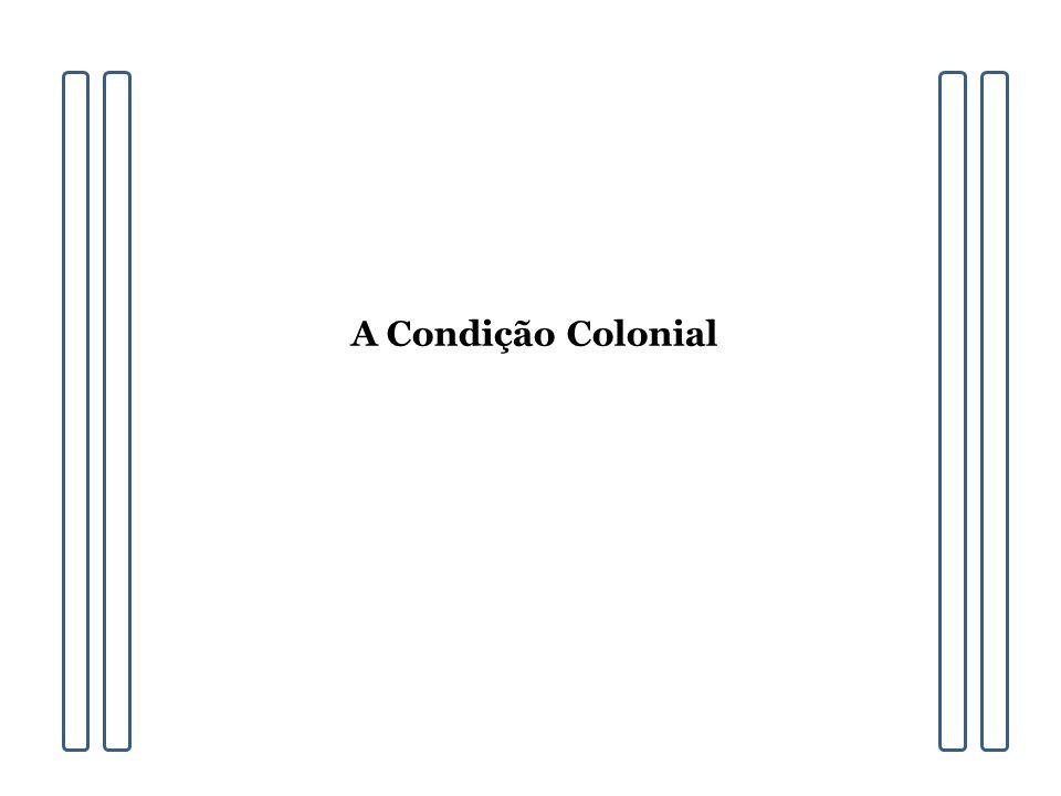 A Condição Colonial