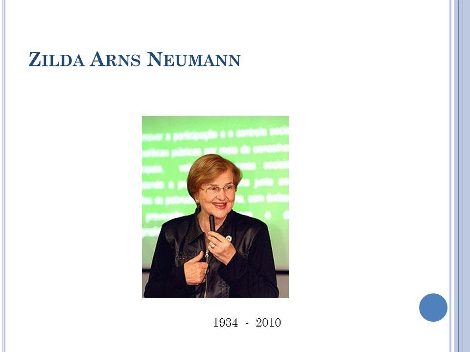 Z ILDA A RNS N EUMANN 1934 - 2010