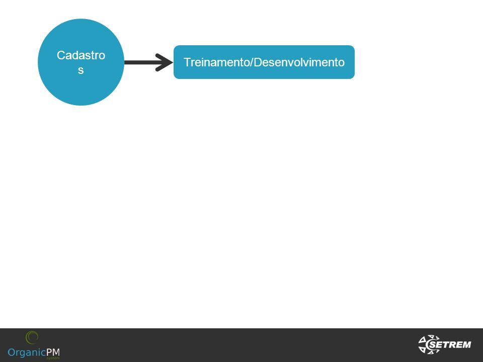 Treinamento/Desenvolvimento