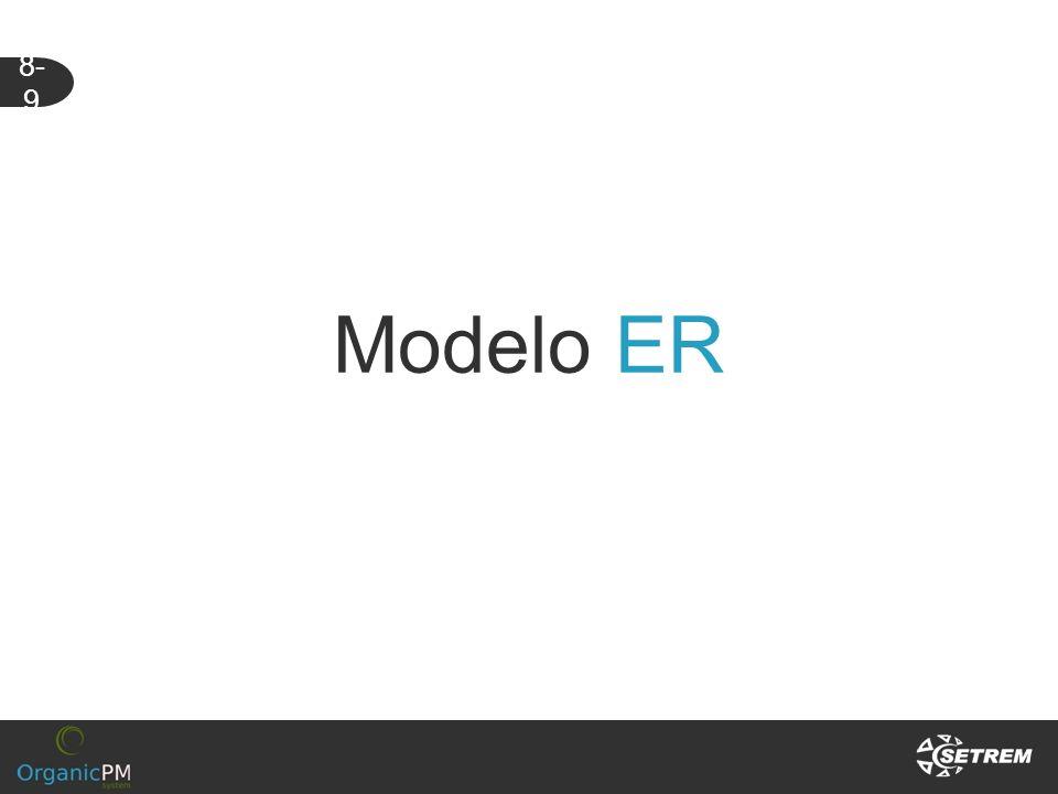 Modelo ER 8- 9