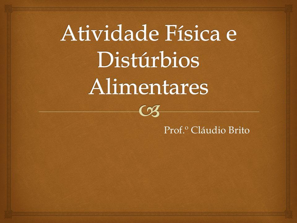 Prof.º Cláudio Brito