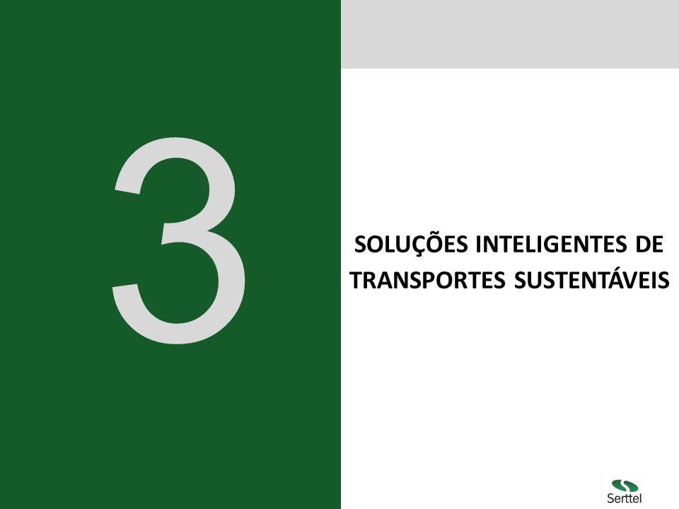 SOLUÇÕES INTELIGENTES DE TRANSPORTES SUSTENTÁVEIS 3