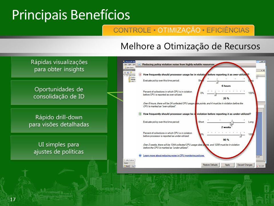 17 Principais Benefícios Melhore a Otimização de Recursos
