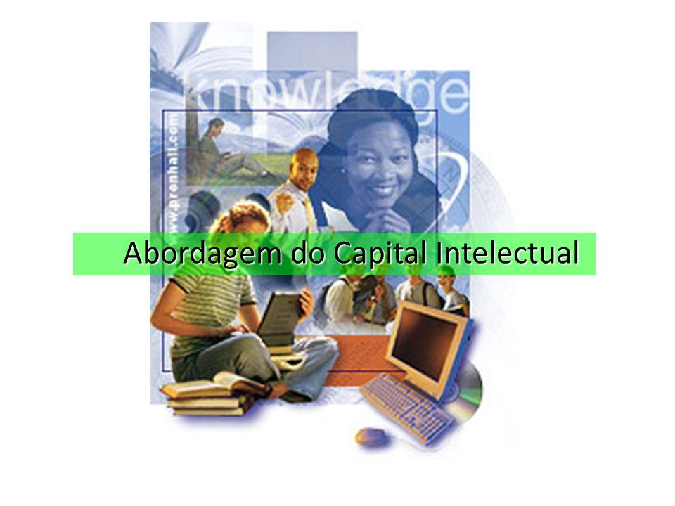 Abordagem do Capital Intelectual