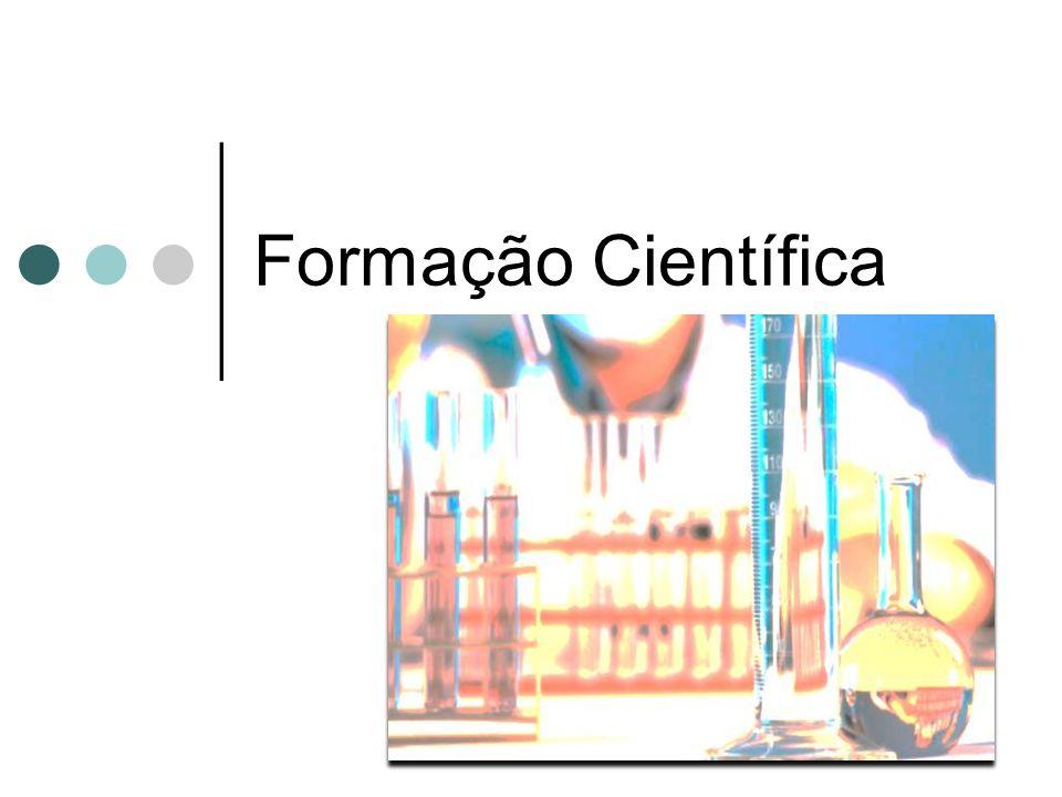 Formação Científica