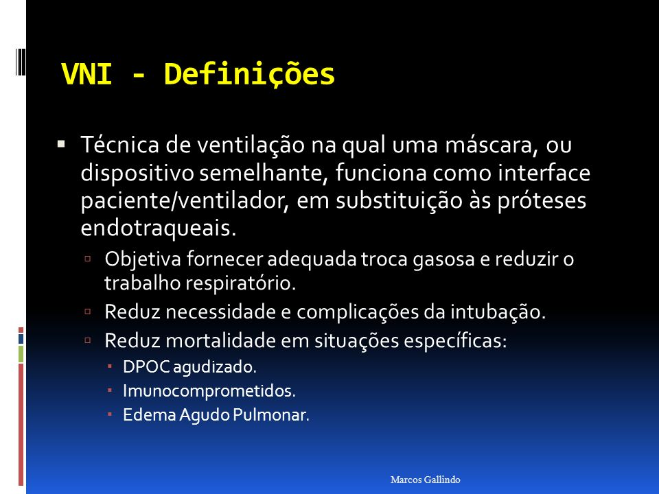VNI - Interfaces Marcos Gallindo