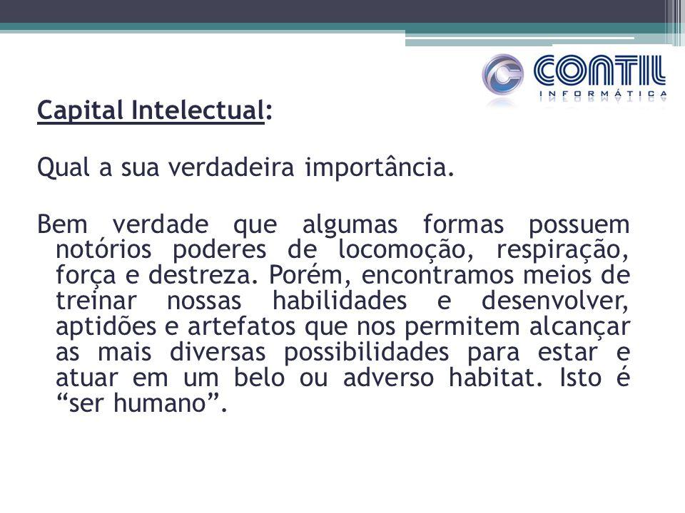 Capital Intelectual: Qual a sua verdadeira importância. Bem verdade que algumas formas possuem notórios poderes de locomoção, respiração, força e dest