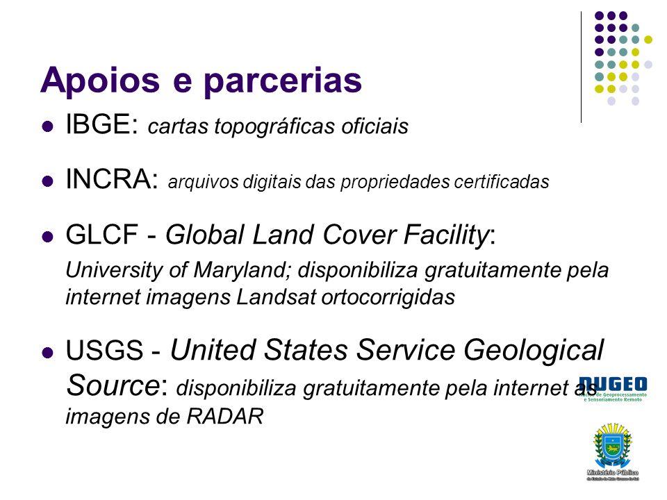 Custo aproximado R$ 40.000,00 em 6 desktops, 1 notebook, 1 máquina fotográfica, 1 scanner, 1 GPS, 1 impressora papel A3.
