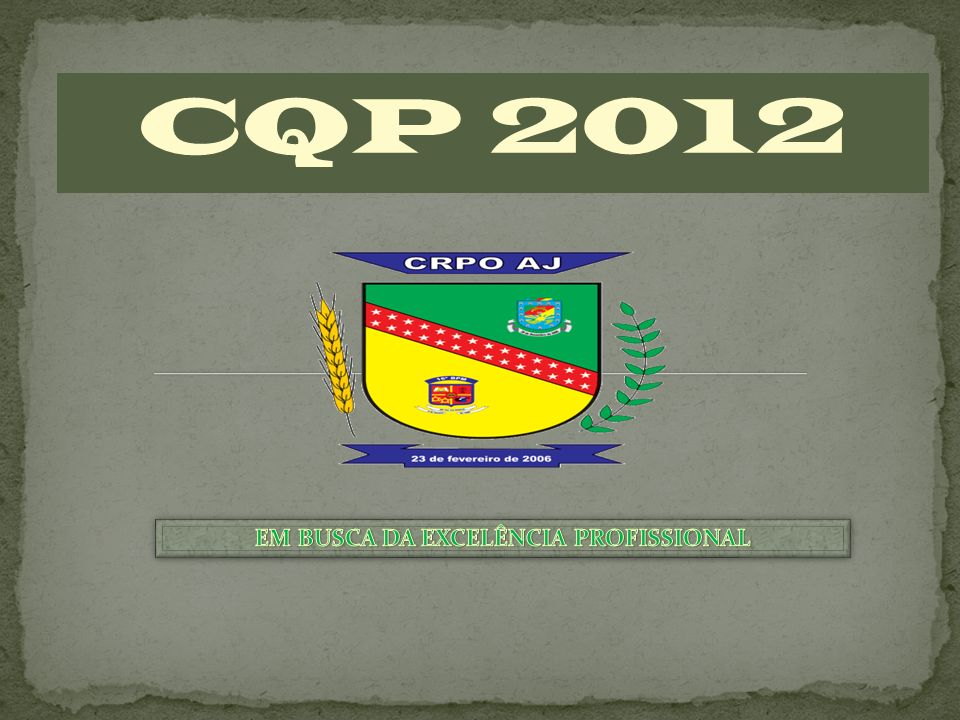CQP 2012