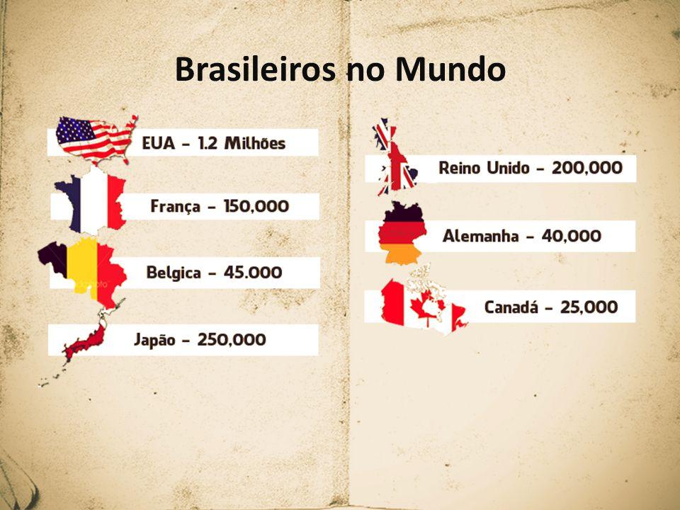 Brasileiros no Mundo