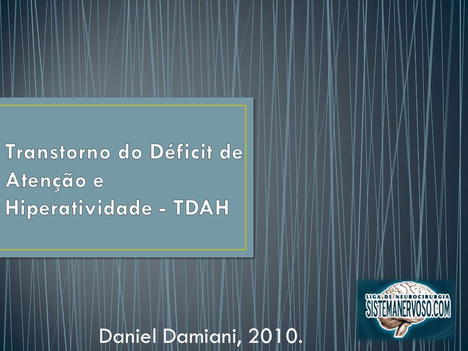 Daniel Damiani, 2010.
