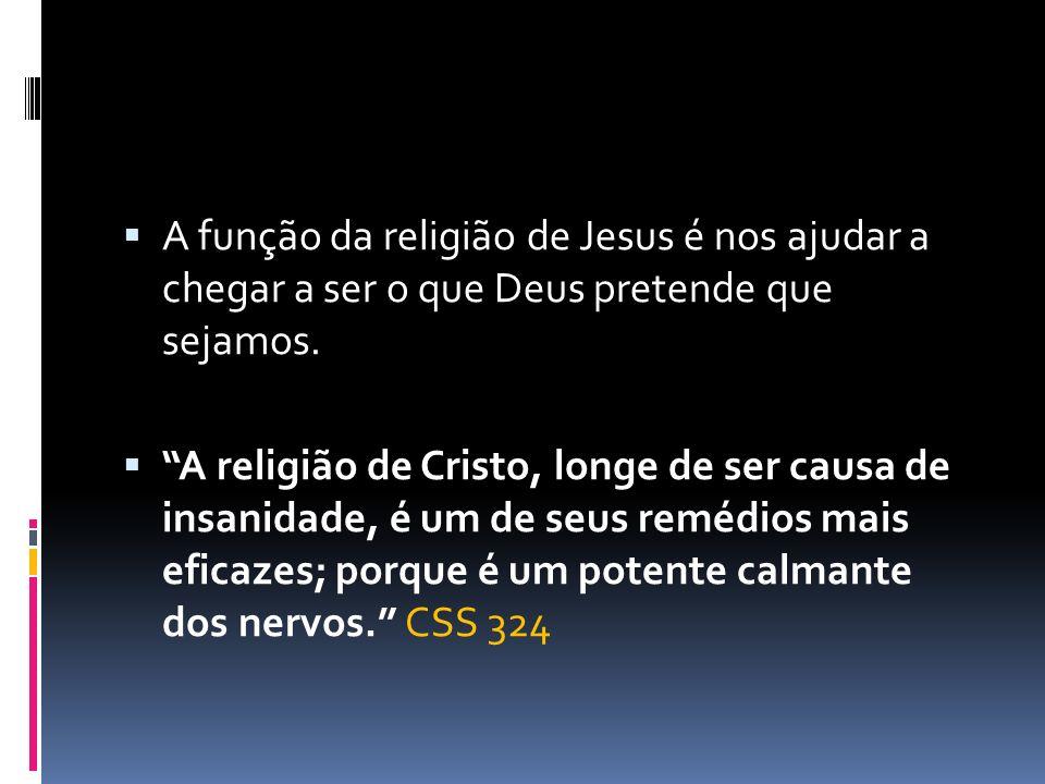A religião de Cristo significa mais do que perdão dos pecados; significa que o pecado é removido e que o vazio é preenchido com o Espírito.