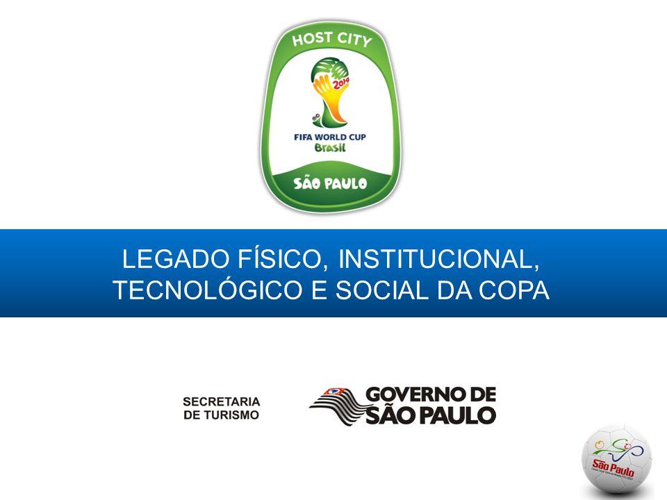 LEGADO FÍSICO, INSTITUCIONAL, TECNOLÓGICO E SOCIAL DA COPA