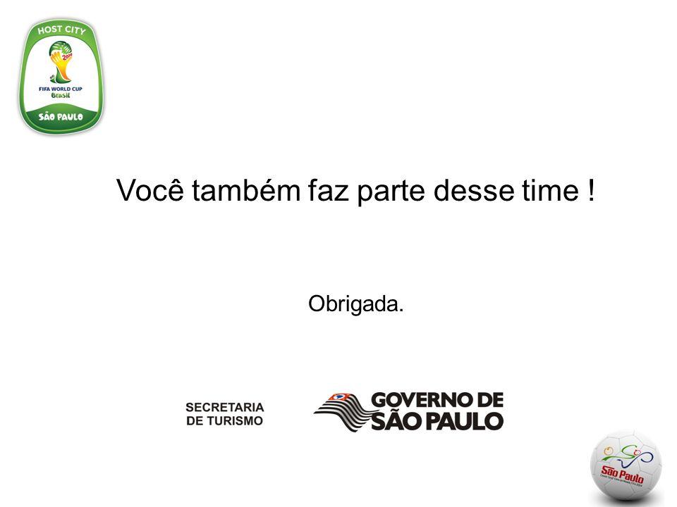 Raquel Iglesias Verdenacci Coordenadora da Secretaria Executiva do Comitê Paulista Você também faz parte desse time ! Obrigada.