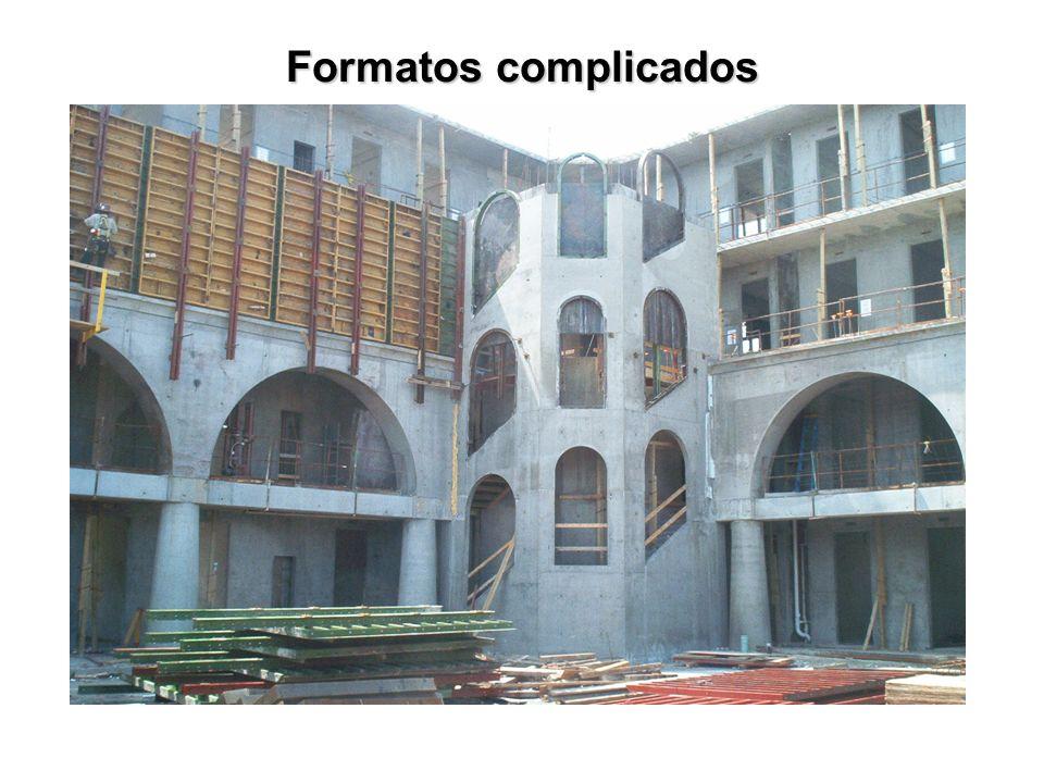 Formatos complicados