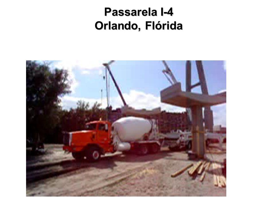 Passarela I-4 Orlando, Flórida
