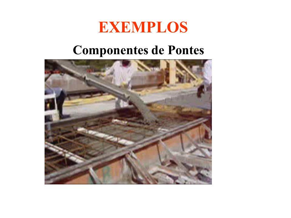 Componentes de Pontes EXEMPLOS