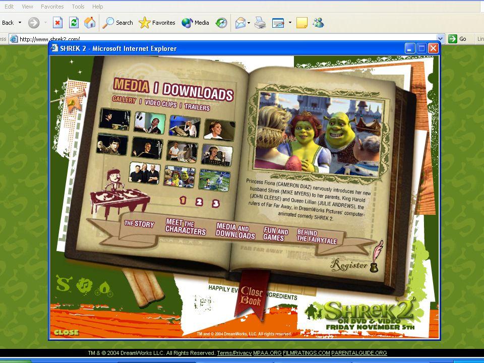 Shrek 2 The Incredibles...