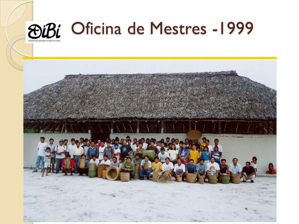 Oficina de Mestres -1999