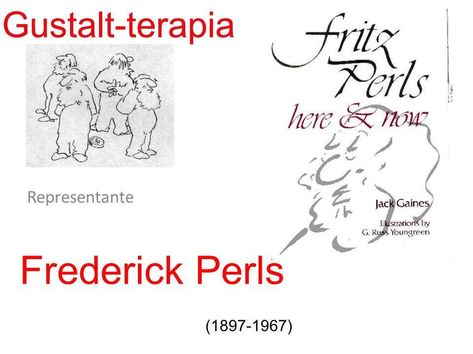 Representante Frederick Perls (1897-1967)