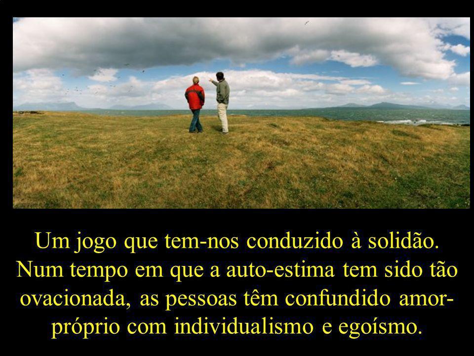 X Auto-estima X Individualismo (Rosana Braga)