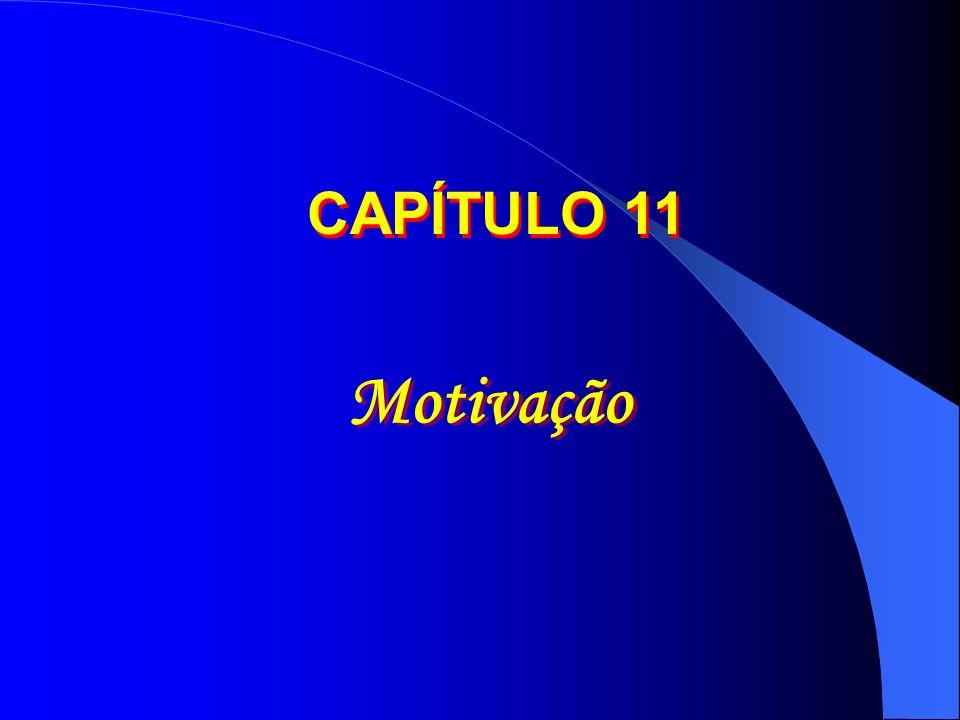 Motivação CAPÍTULO 11