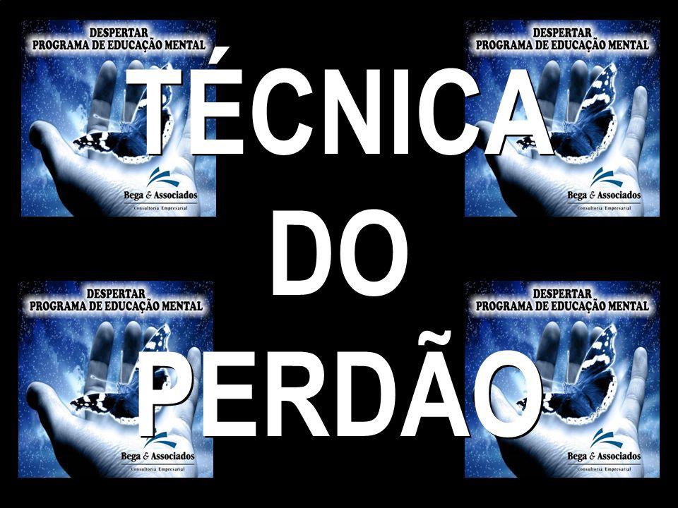 TÉCNICA DO PERDÃO TÉCNICA DO PERDÃO