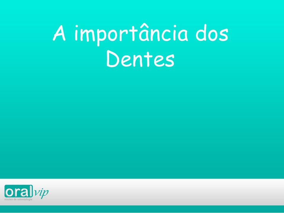 A importância dos Dentes