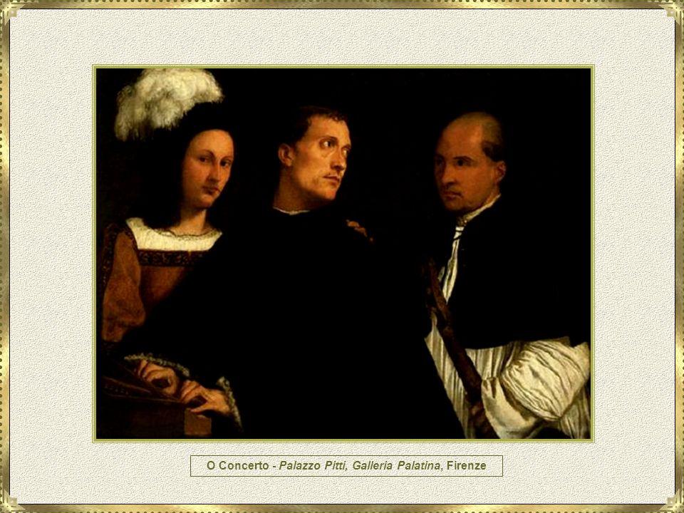 S. Jerónimo no Deserto - San Lorenzo, Sale Capitolari, Escorial Se tivesse morrido cedo, teria sido conhecido como um dos mais influentes artistas do