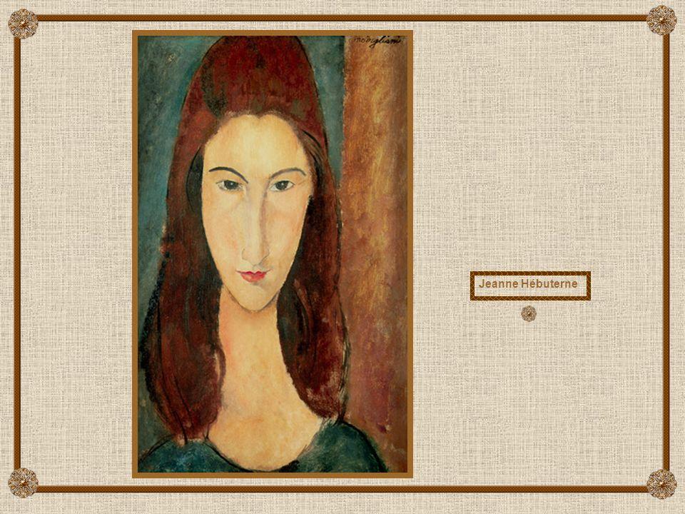 Modigliani pode ser considerado um autodidata, apesar dos estudos feitos na mocidade. As maiores influências, que persistem ao longo de toda a sua obr