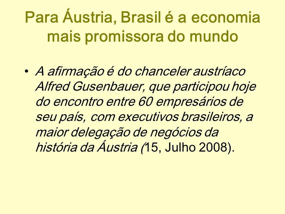 O Brasil é o país que tem tido maior sucesso no combate à AIDS e outras doenças sexualmente transmissíveis, e vem sendo exemplo mundial.