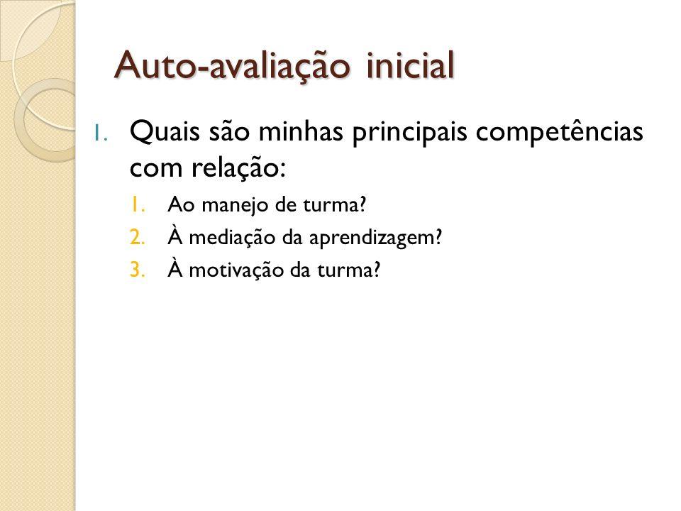 4.Tarefas contextualizadas 5. Problemas complexos 6.