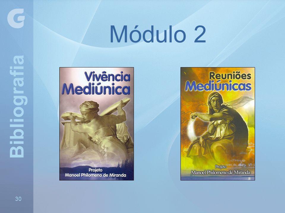 30 Bibliografia Módulo 2